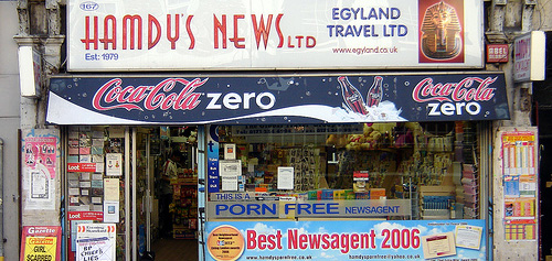 Hamdys-Newsagents