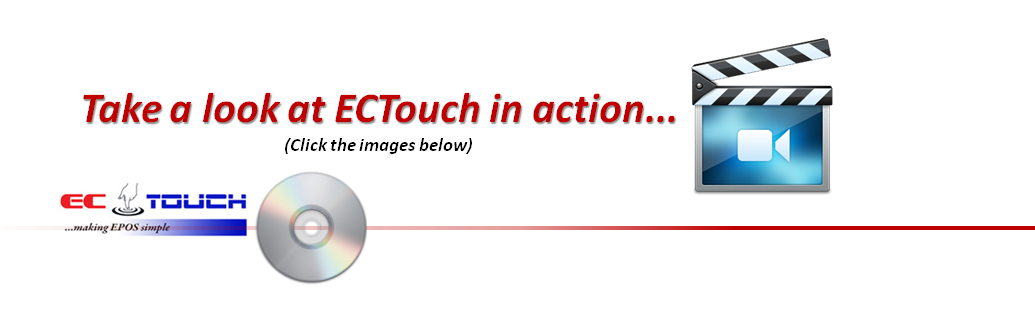 Take a look ECTouch video  (Info Banner)