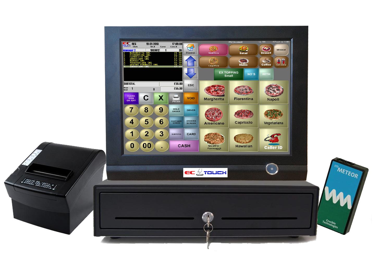 Fast Food Epos Software