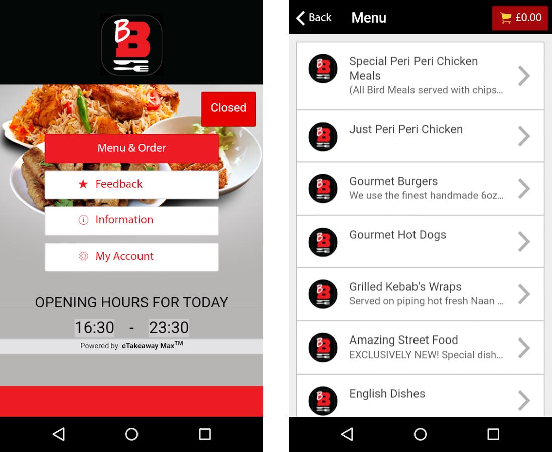 Best Food Delivery App Uk