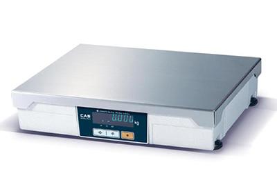 CAS-ECR-Interface-ScalesPDII