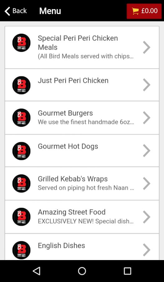 app items - 525