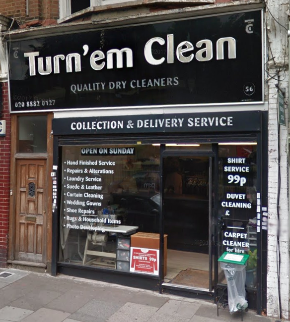 Turn em Clean