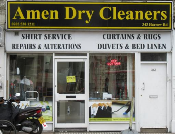 Amen Dry Cleaning