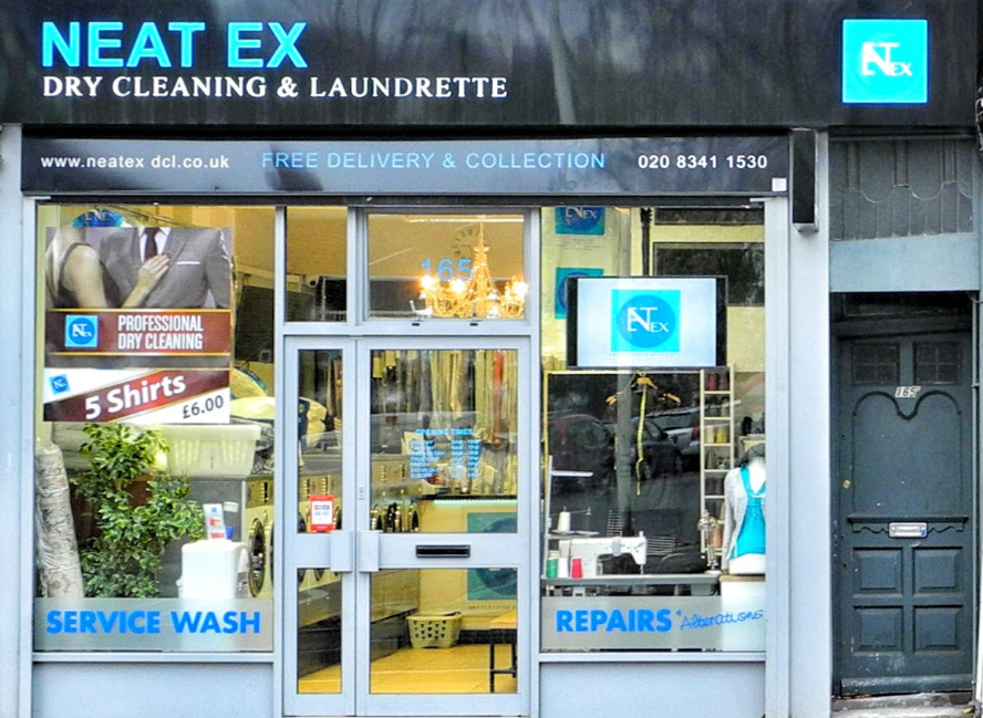 Neatex Dry Cleaning & Launderette
